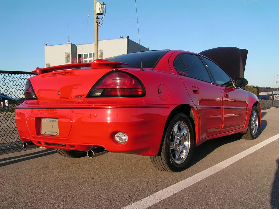 2004  Pontiac Grand Am GT Sedan picture, mods, upgrades